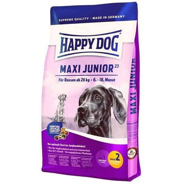 happy dog maxi junior recenze a hodnocen. Black Bedroom Furniture Sets. Home Design Ideas