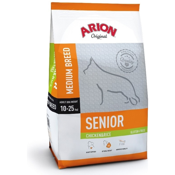 Arion Senior Chicken & Rice