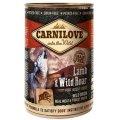 Carnilove Wild Meat Lamb & Wild Boar - konzerva
