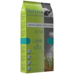 Nativia Adult Lamb & Rice