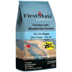 FirstMate Chicken with Blueberries