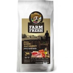 Topstein Farm Fresh Lamb & Rabbit Adult Large Breed