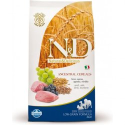 N&D Low Grain Adult Lamb & Blueberry