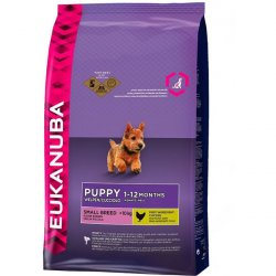 Eukanuba Puppy & Junior Small Breed