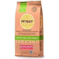 Petkult Medium Junior Lamb & Rice