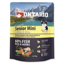 Ontario Senior Mini Fish & Rice