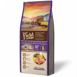 Sam's Field Grain Free Salmon & Herring