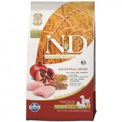 N&D Low Grain Senior Chicken & Pomegranate