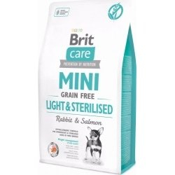 Brit Care Mini GF Light & Sterilised