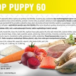 Bardog Top Puppy 60