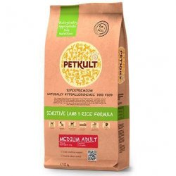 Petkult Medium Adult Lamb & Rice