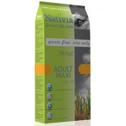 Nativia Adult Maxi Chicken & Rice