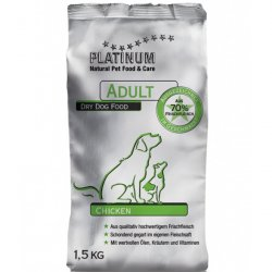 Platinum Natural Adult Chicken