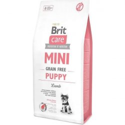 Brit Care Mini GF Puppy Lamb