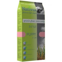 Nativia Puppy Chicken & Rice