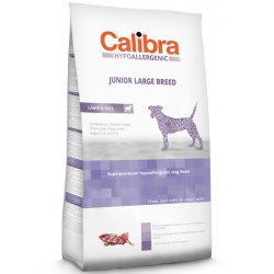 Calibra Dog HA Junior Large Breed Lamb
