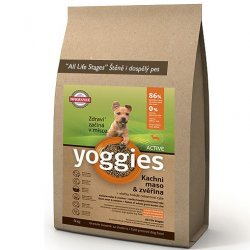 Yoggies Active Kachna a zvěřina