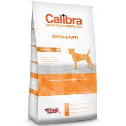 Calibra Dog HA Starter & Puppy Lamb
