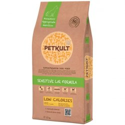 Petkult Dog Low Calories Lamb