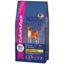 Eukanuba Mature & Senior Small & Medium