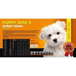 Bardog Puppy Mini S Kuřecí maso 31/21