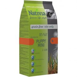 Nativia Puppy Mini Duck & Rice