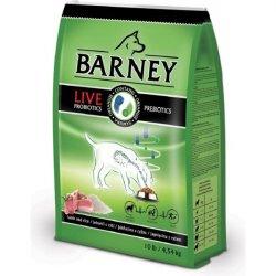 Barney jehněčí s rýží
