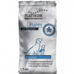 Platinum Natural Puppy Chicken
