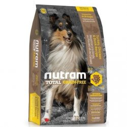 Nutram Total Grain Free Turkey Chicken Duck
