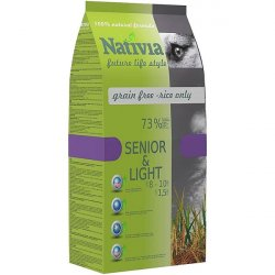 Nativia Senior Light Chicken & Rice