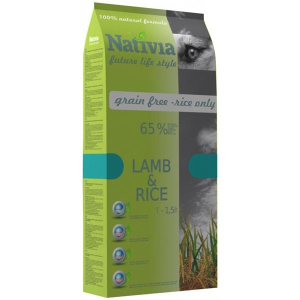 Nativia Adult Lamb & Rice