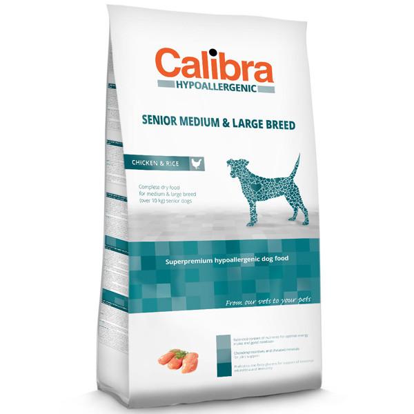 Calibra Dog HA Senior Medium Large Breed Chicken