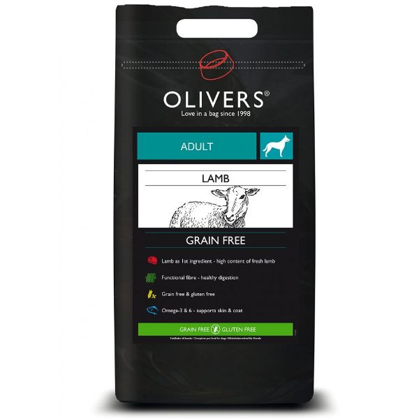 Olivers GF Adult Lamb large