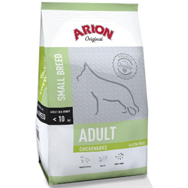 Arion Adult Small Chicken & Rice
