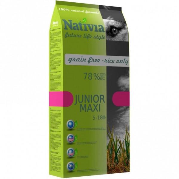 Nativia Junior Maxi Chicken & Rice