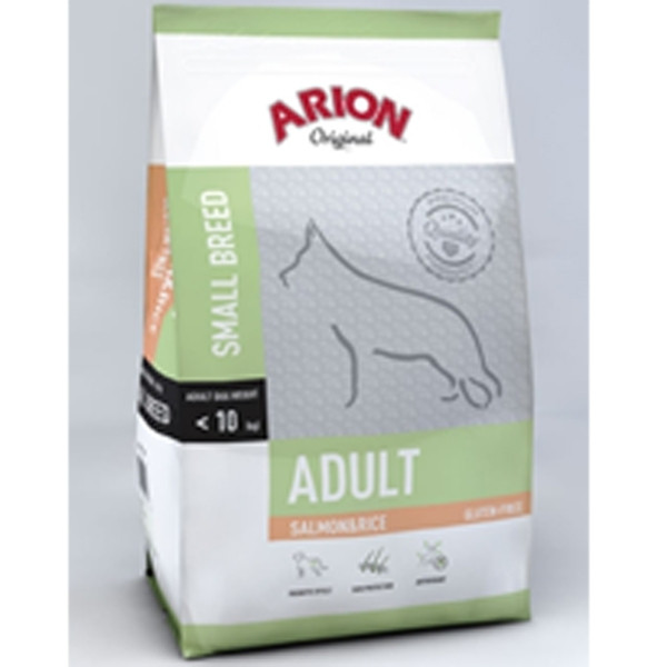 Arion Adult Small Salmon & Rice