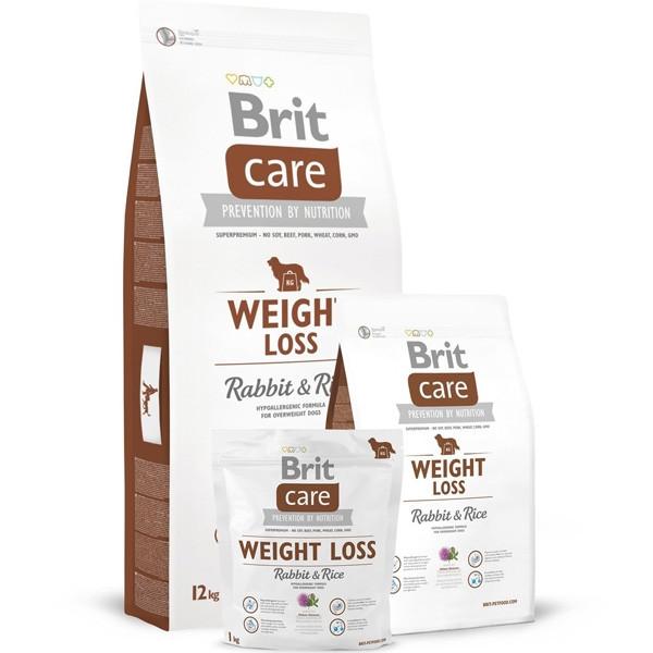 Brit Care Weight Loss Rabitt & Rice